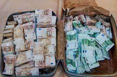 La valise magique qui multiplie de l'argent
